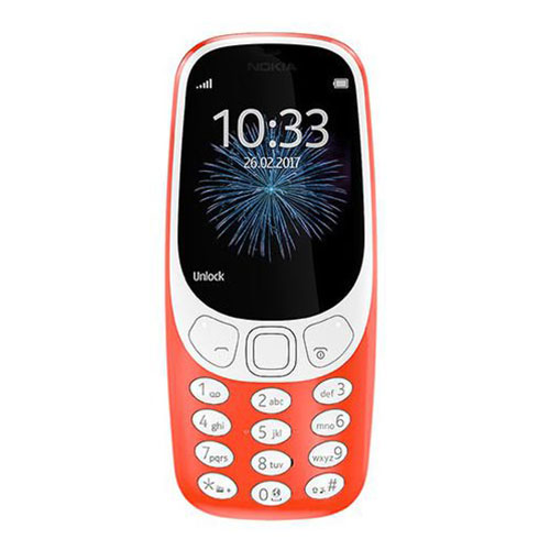 Nokia 3310 (2017) Feature Phone: 2G