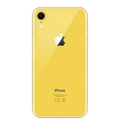 "Apple iPhone XR Smartphone: 6.1"" inch - 3GB RAM - 64GB ROM - 12MP Camera - 4G - 2942 Battery"