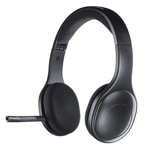 Logitech H800 Bluetooth Wireless Headset with Noise Cancelling Mic