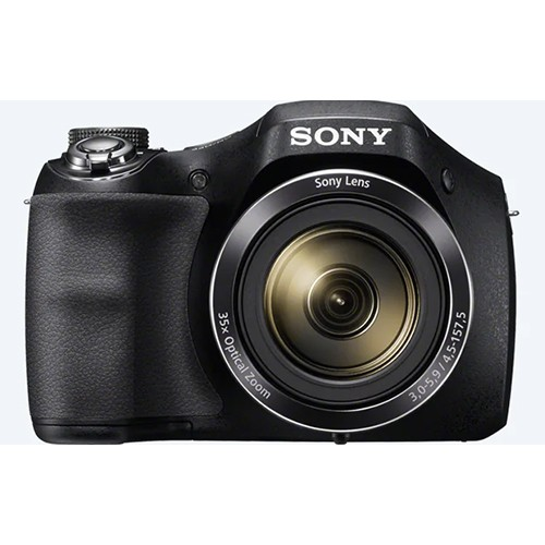 Sony H300 Camera with 35x Optical Zoom